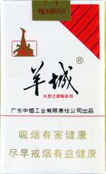 羊城(软红)香烟