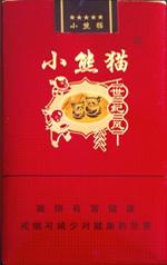 小熊猫(软红世纪风)香烟