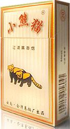 小熊猫(硬盒普通)香烟