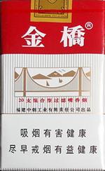金桥(软)香烟