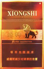 雄狮(007)香烟
