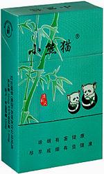 小熊猫(清和风)香烟