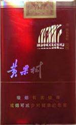 黄果树(软红色经典)香烟