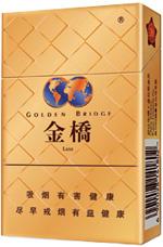 金桥(国际)香烟