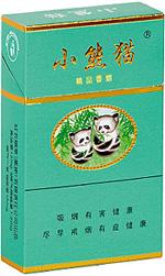 小熊猫(精品)香烟