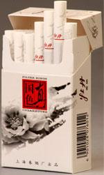 牡丹(硬白)香烟