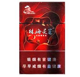 林海灵芝(印象)香烟