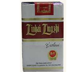 林海灵芝(软红)香烟