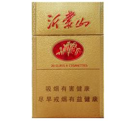 泰山(新沂蒙山)香烟