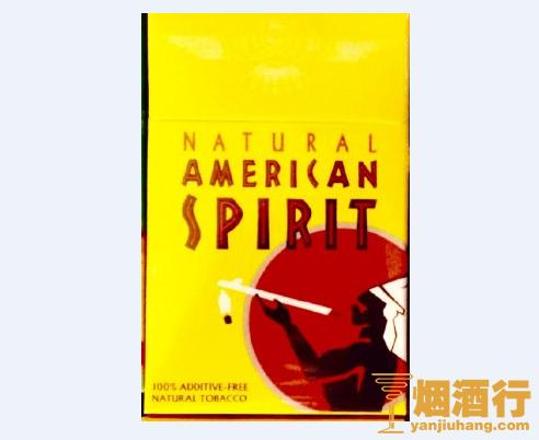 美国精神(硬黄)日本免税版