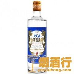 五缘湾台湾高粱酒三年窖藏52度500ml
