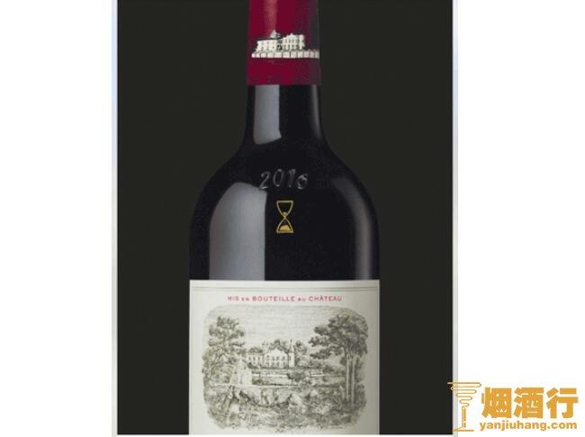16年拉菲葡萄酒瓶上沙漏的含义:忧虑中