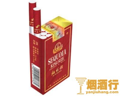 红杉树(软森)香烟
