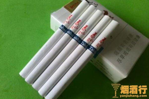 混合型香烟排行榜 销量好的混合型香烟排行榜
