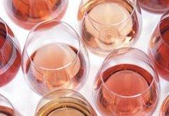 桃红葡萄酒的颜色是怎么来的 桃红葡