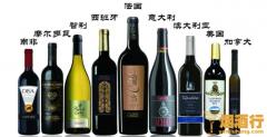 世界十大名酒是什么?世界十大名酒排