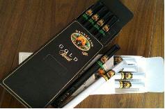 丹纳曼(单支装黑筒雪茄),DANNEMANN Tubes Biasil