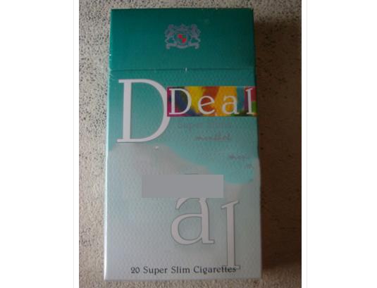 戴尔(超细薄荷) 俗名:Deal Super Slims menthol