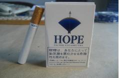 HOPE(蓝)10支装日本免税出口版