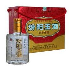 45°水晶十年汾阳王礼盒