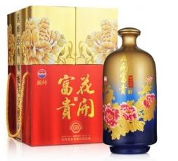 52°国帅花开富贵酒(窖藏30)1500ml