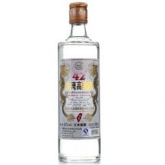 五缘湾台湾高粱酒三年窖藏42度500ml