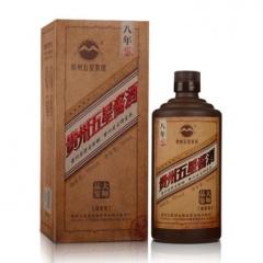 53°贵州五星酱酒8年500ml