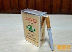 白沙香烟好抽吗,白沙精品口感轻柔甜香微带苦感(湖南本地最受