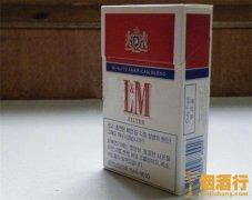 2018韩版L&M香烟多少钱一包,韩版L&M香烟价格7元/包