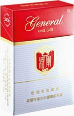 将军(普通)香烟