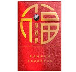 黄鹤楼(福禄寿禧·福)香烟