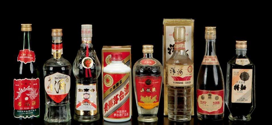 中国8大名酒白酒 8大名酒排行榜前十名