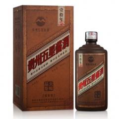 53°贵州五星酱酒10年500ml
